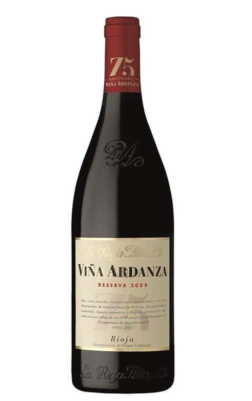 VIÑA ARDANZA RESERVA 2009
