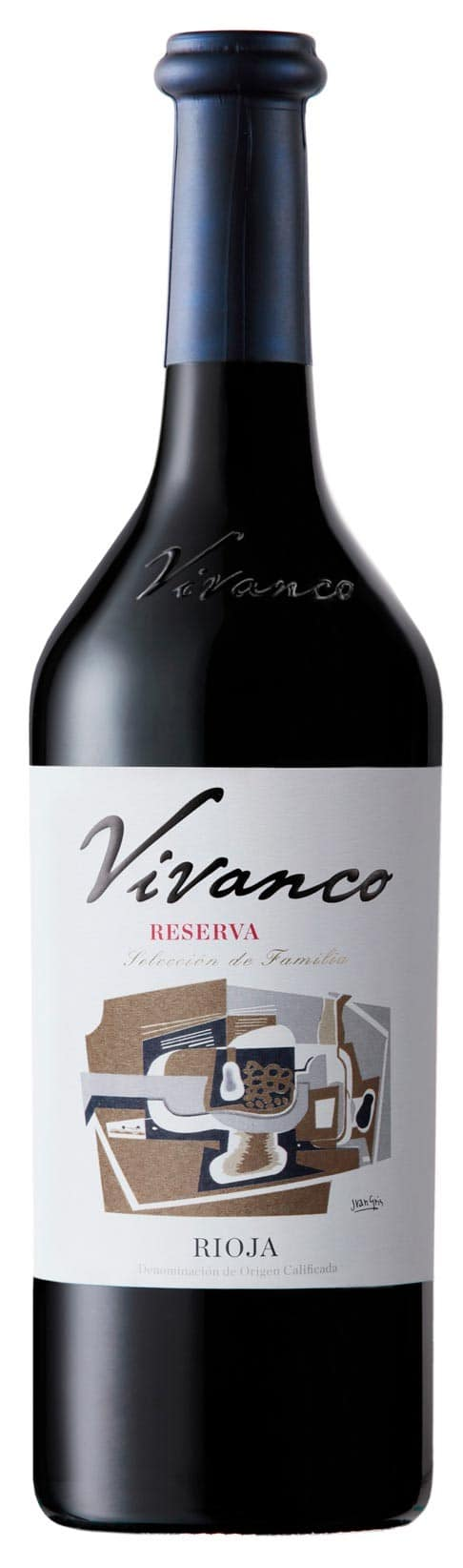 DINASTIA VIVANCO RESERVA 2010