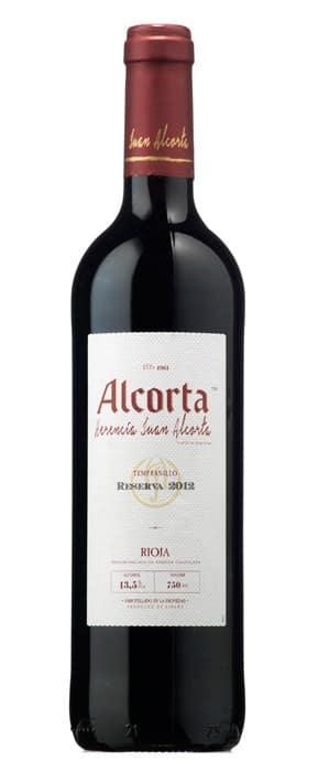 VIÑA ALCORTA RESERVA 2012
