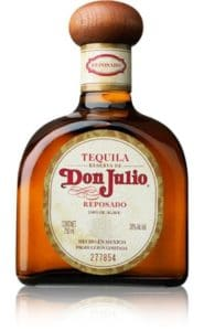 TEQUILA DON JULIO 0.70CL.
