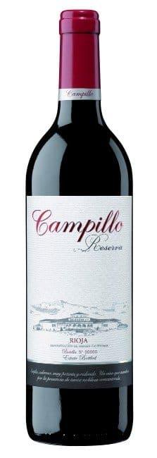 CAMPILLO RESERVA 2010