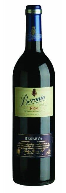 BERONIA RESERVA 2007