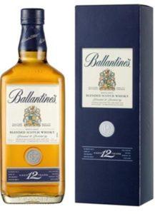 BALLANTINES BLUE 12 AÑOS