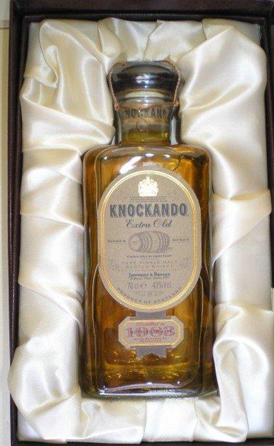 KNOCKANDO EXTRA OLD 70 CL.(AGOTADO)