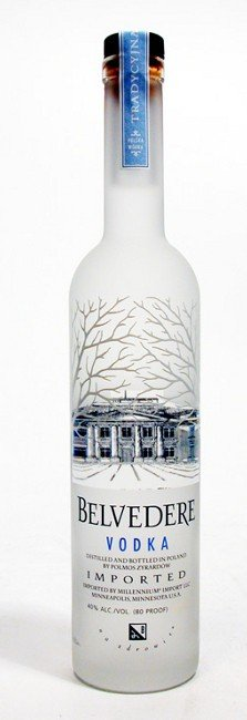 BELVEDERE PURE 70CL. VODKA