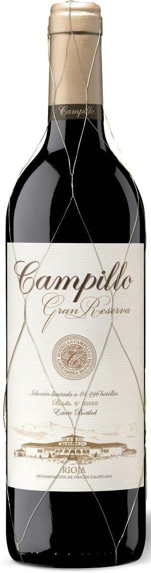 CAMPILLO GRAN RESERVA 2008