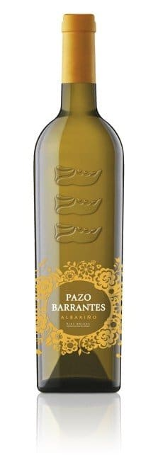 ALBARIÑO PAZO DE BARRANTES 2018