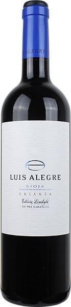 LUIS ALEGRE CRIANZA 2014