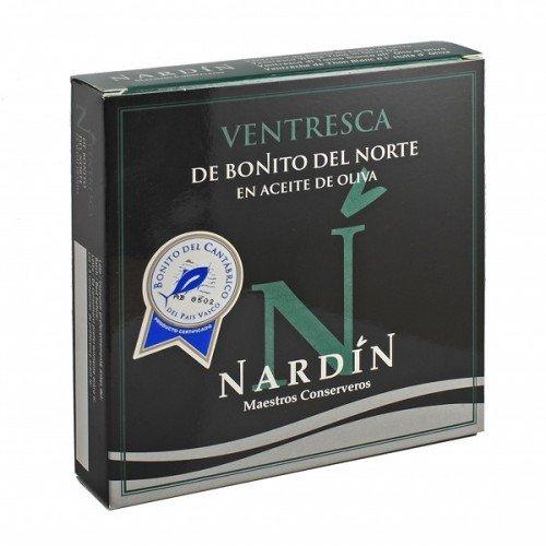NARDIN VENTRESCA LATA 295gr