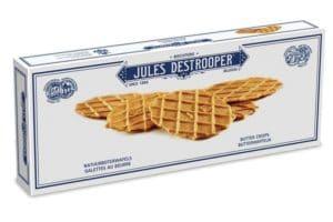 JULES DESTROOPER BUTTER CRISPS 100GR