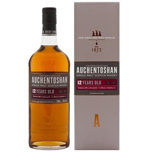 AUCHENTOSHAN SINGLE MALT 12 YEARS OLD