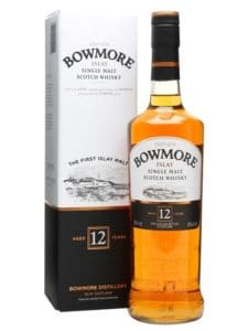 BOWMORE SINGLE MALT 12 YEARS