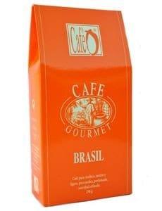 CAFÉ GOURMET BRASIL MOLIDA 250GR