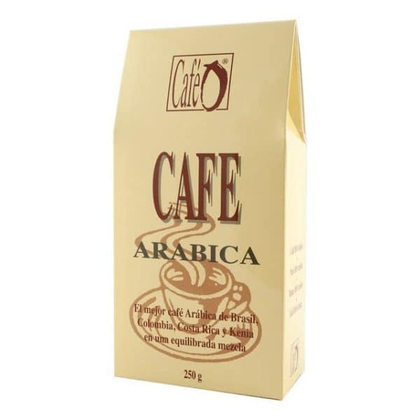 CAFÉ ARABICA MOLIDA 250GR