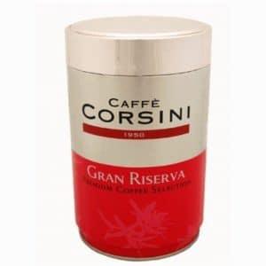 CAFÉ CORSINI GRAN RESERVA LATA MOLIDO 250GR