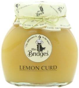 MRS BRIDGES LEMON CURD 240GR
