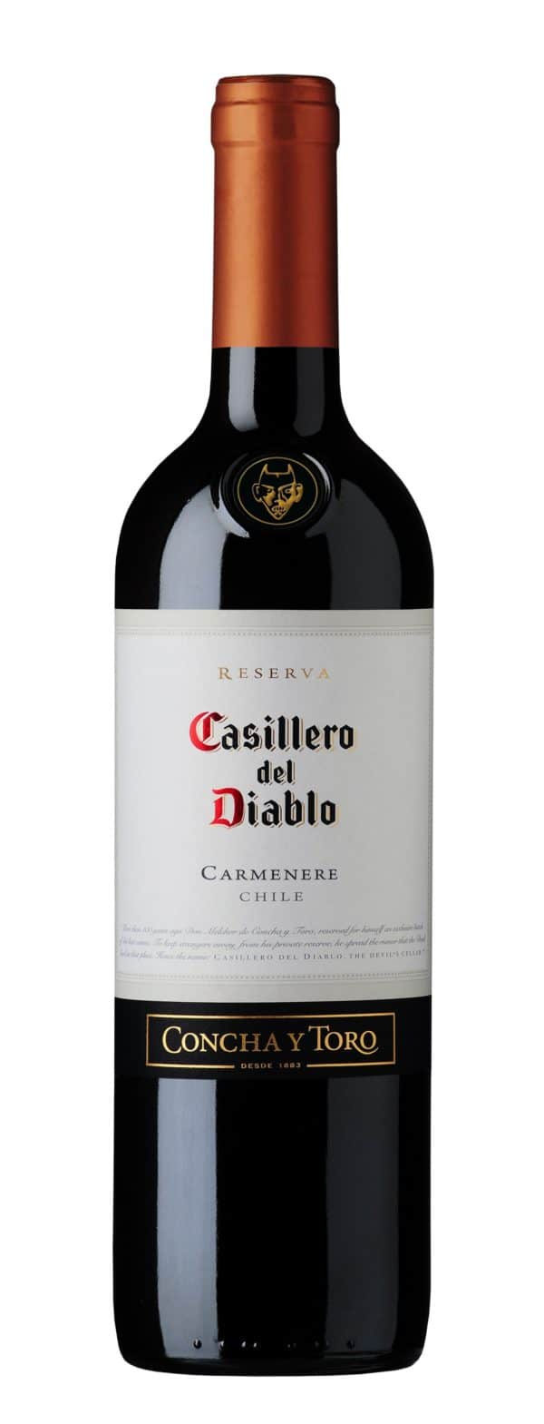 CASILLERO DEL DIABLO CARMENERE RESERVA 2013