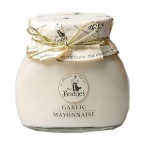 MRS BRIDGES GARLIC MAYONNAISE 180GR