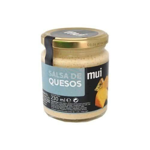 MUI SASLSA DE QUESOS 230ML