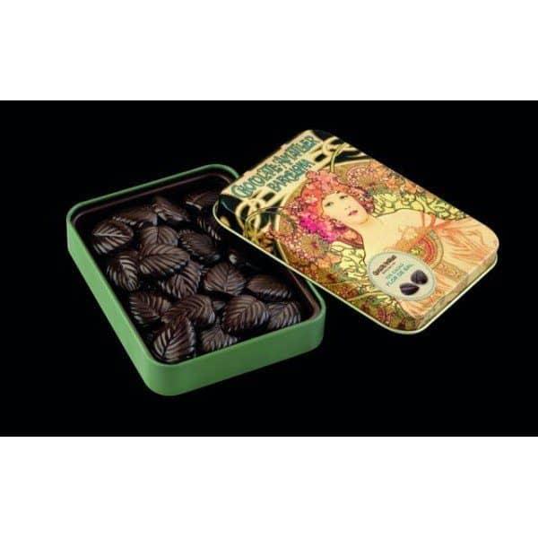 AMATLLER CHOCOLATE 70%CACAO FLOR DE SAL LATA 60GR