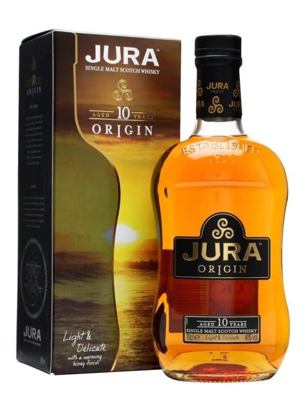 JURA WHISKY 10 AÑOS