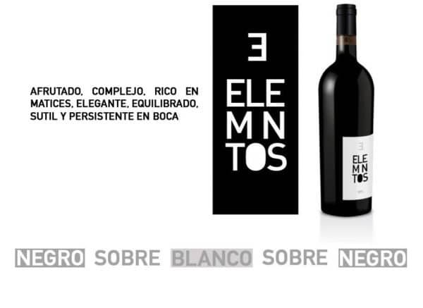 3 ELEMNTOS 2013 ESTUCHE REGALO (3 BOTELLAS)