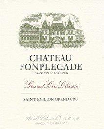 JEAN PIERRE MOUEIX SAINT EMILION CH. FONPLEGADE GRAN CRU 2000