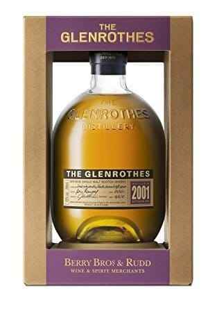 GLENROTHES 2001 WHISKY