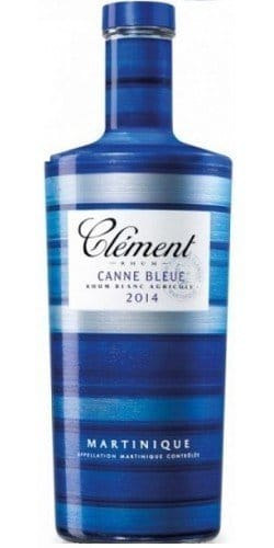 CLEMENT RON CANNE BLEUE