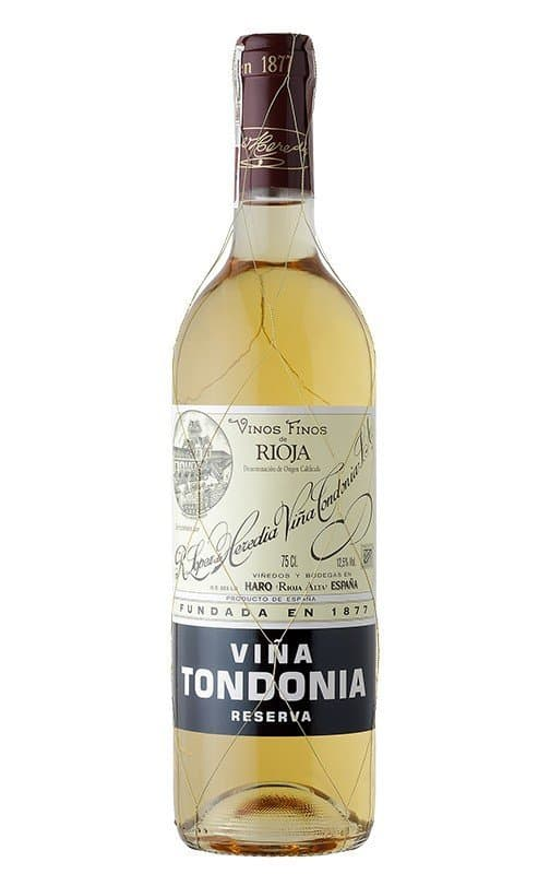 VIÑA TONDONIA RESERVA 2004 BLANCO