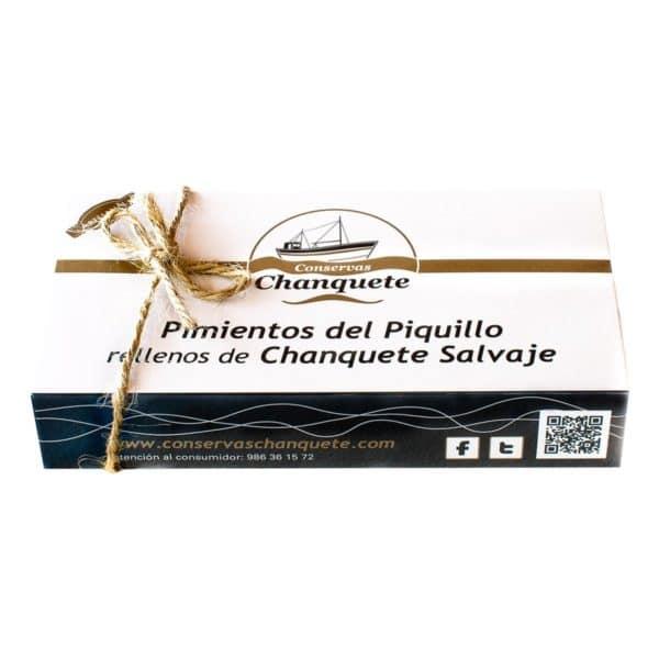 PIMIENTOS RELLENOS DE CHANQUETE SALVAJE 250GR