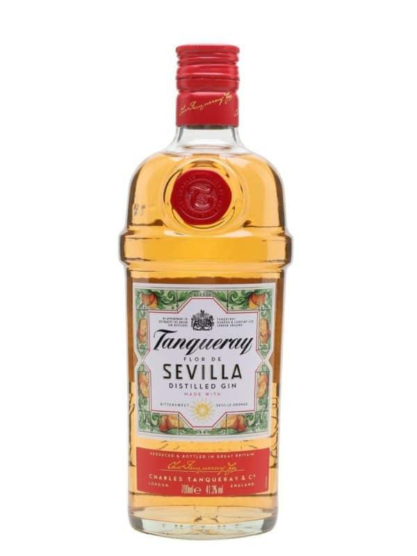 TANQUERAY FLOR DE SEVILLA GINEBRA