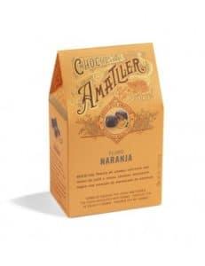 AMATTLER FLORS DE NARANJA 12 UNIDADES