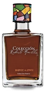 ROBERTO AMILLO COLECCIÓN BRANDY DE JEREZ