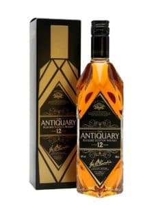 ANTIQUARY WHISKY 12 AÑOS