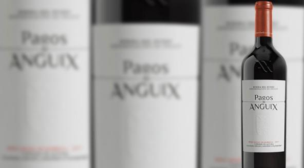 vinos pagos de anguix